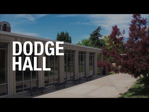 OU Campus Tour - Dodge Hall