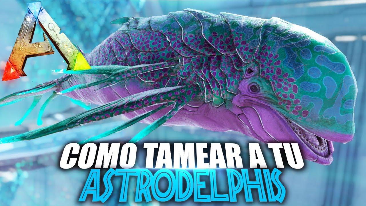Download COMO TAMEAR A TU ASTRODELPHIS | Guia Español | Ark: Survival Evolved