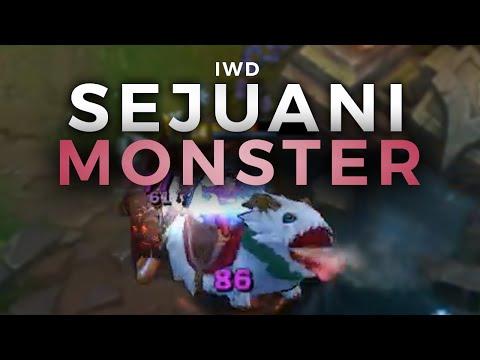 Sejuani Monster