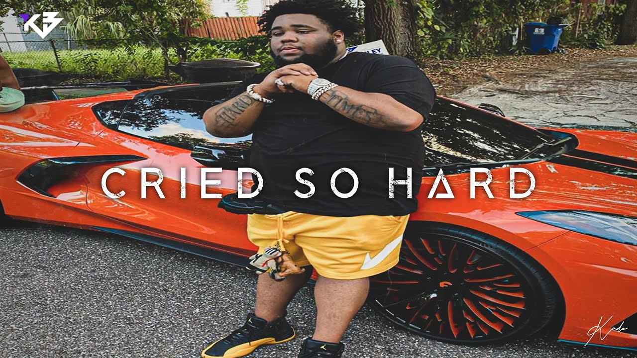 """Cried So Hard"" (2020) - Free Rod Wave Type Beat x Roddy Ricch / Emotional Guitar Rap Instrumental"
