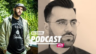 ALL GOOD PODCAST #72: Iman Magnetic & Edward Sizzerhand