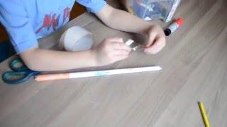 Волшебная палочка Гарри Поттера: как сделать своими руками (мастер-класс)(Как сделать волшебную палочку Гарри Поттера своими руками? На самом деле, очень просто, справится даже ребе..., 2016-01-15T16:08:55.000Z)