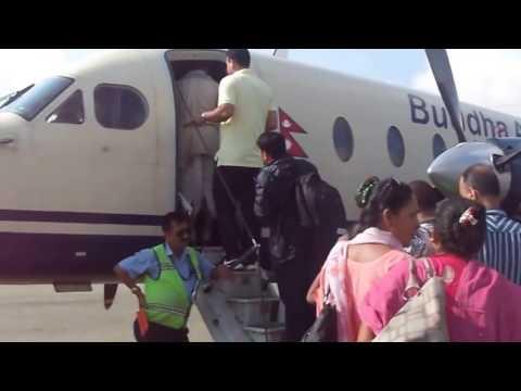 Budhha Air-Simara to Kathmandu-lives