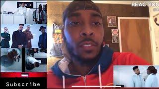 Chris Brown - Heat ( Official video)  Ft Gunna Reaction