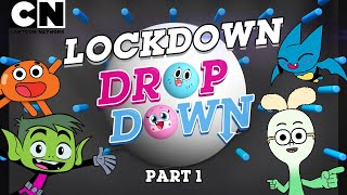 Cartoon Network Dropdown - Part 1 | Cartoon Network UK