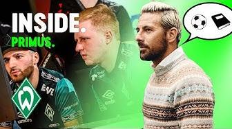 Bolzplatz-Legende Claudio Pizarro &  eSports 9er Bombe | WERDER.TV Inside vor Hoffenheim