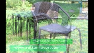 Rattan4ever chair rattan wicker furniture Thailand Bangkok December 2013