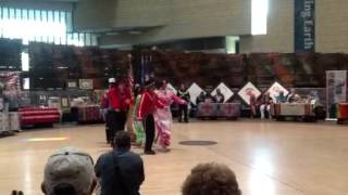 Choctaw Four Step War Dance