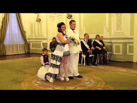 Свадьба Дворец Бракосочетания №1