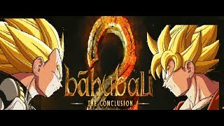 BAHUBALI 2:THE CONCLUSION TRAILER DRAGON BALL Z VERSION #AshTube