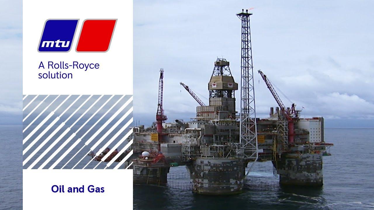 Oil & Gas: MTU Online
