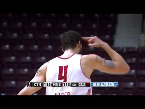 Abdel Nader Sinks the Dagger at NBA D-League Showcase!