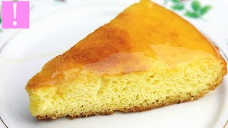 🔴 ПИРОГ НА СКОВОРОДЕ ЗА 10 МИНУТ! Пирог на скорую руку из манки с медом и без сахара!
