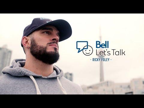#BellLetsTalk | Ricky Foley