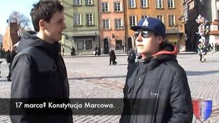 Sonda Uliczna - Konstytucja Marcowa