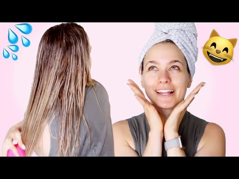 A Day in the Life of My Hair! - KayleyMelissa