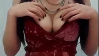 Sexy Asmr  Шикарная грудь и тихая речь ASMR ч 2
