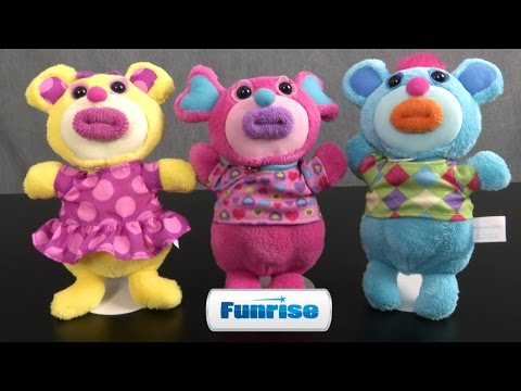 Sing-A-Ma-Lings Frankie, Sawyer & Blush from Funrise