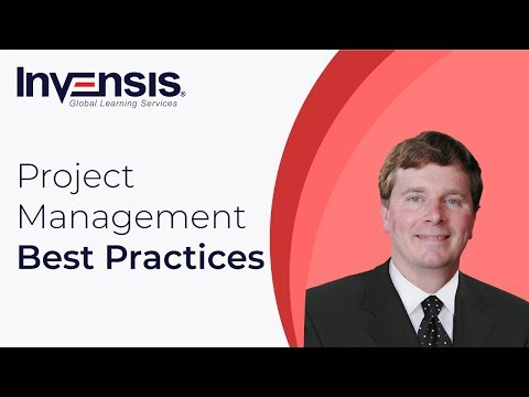 Project Management Best Practices - Tips and Techniques