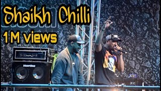 Raftaar & Divine Shaikh Chilli REPLY TO bantai on Stage RedBull off the Roof