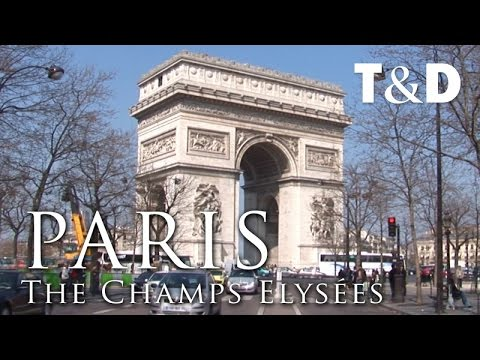 Paris City Guide: Champs Elyséès - Travel & Discover