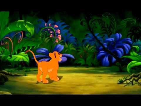 The Lion King Simba Dance