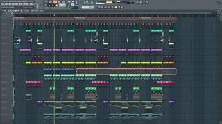 Anuel AA, Daddy Yankee, Karol G, Ozuna & J Balvin - China (instrumental) + FLP