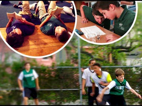 High Notes at Pacific Boychoir Academy
