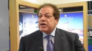 أبو العينين يدعو الحكومة البريطانية لاتخاذ قرار باستئناف الرحلات إلى شرم الشيخ.. فيديو