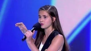 Repeat youtube video Top First Auditions X-Factor and American Got Talent (1/2)