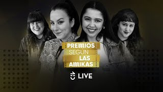 OSCARS 2021 - EN VIVO con Las Amikas 🎬