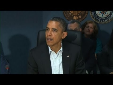 Obama says still 'long way to go' in storm recovery
