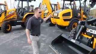 JCB: New-Generation Skid Steers, Backhoe Offer Versatile Operation