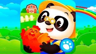 Доктор Панда и его ферма. Развивающие Мультфильмы для малышей. Dr Panda Farm