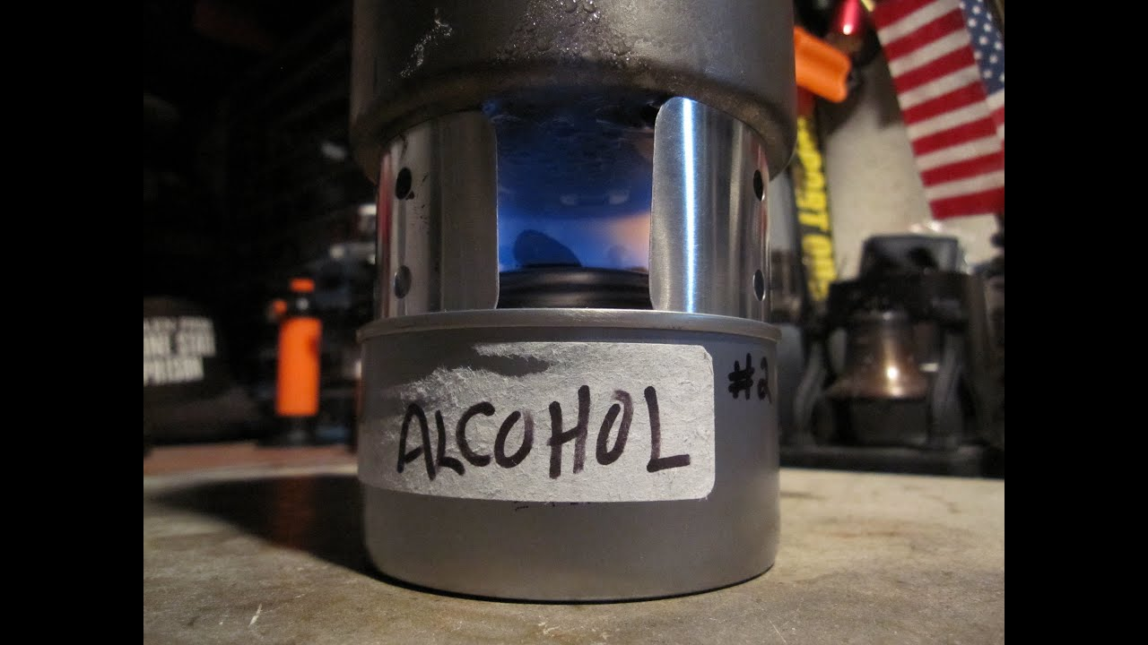Investigating which alcohol is the best fuel