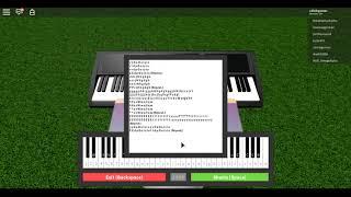 Megalovania - Roblox Piano