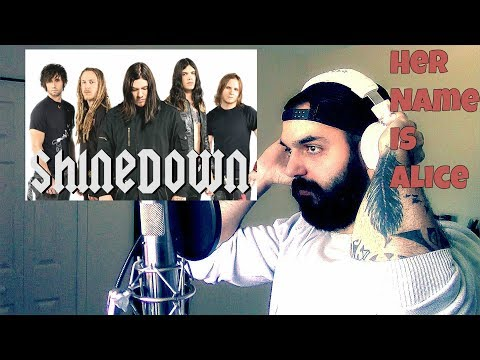 Shinedown - Her Name Is Alice (Live Cover By Youssef Qassab)