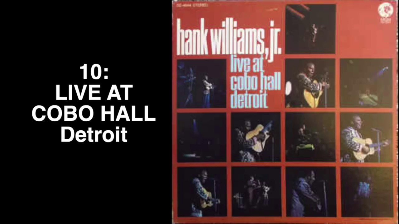hank williams jr.discography