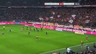 Bayern Munich vs. Bayer Leverkusen