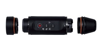 видео Отзывы о Видеокамера экшн Panasonic HX-A1M Black