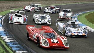 Porsche Heroes Of Le Mans