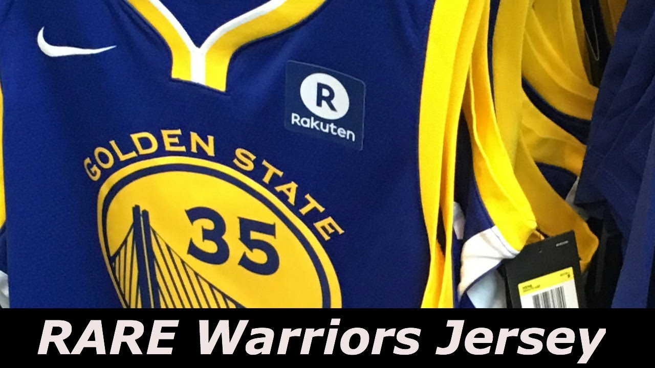 18519a70a58 Rare Nike x NBA Golden State Warriors Jersey Review - YouTube