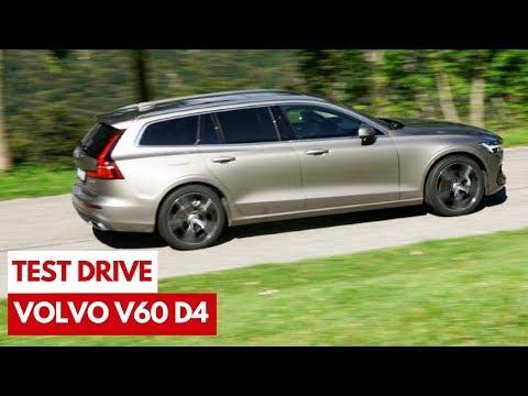 Volvo V60 D4 | Prova su Strada del 2.000 diesel da 190 Cv