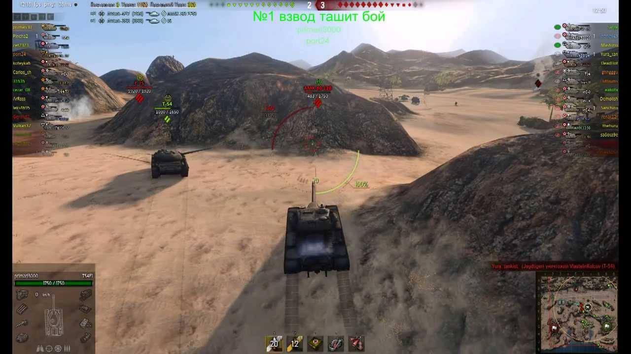 Порно фото на танках