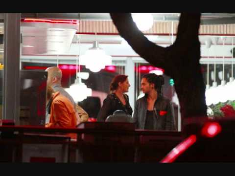 Bill et Tom Kaulitz et Simone et Gordon in LA 2012.wmv