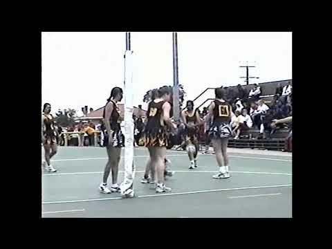 2002 SA Aboriginal Netball Carnival A Grade Netball GF - Pt Augusta V Kaurna Gold, Pt Augusta, SA