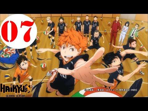 Haikyuu Season 2 Ep 7 English Dub