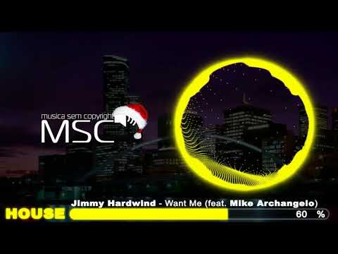 [Frequency] Jimmy Hardwind - Want Me (feat.  Mike Archangelo) [MSC SOUNDS]