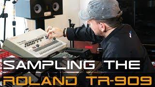 Sampling The Roland TR 909