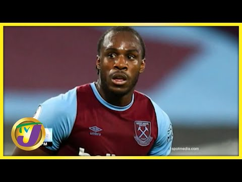 Michail Antonio not Expected in Jamaica's Gold Cup Squad | TVJ Sports